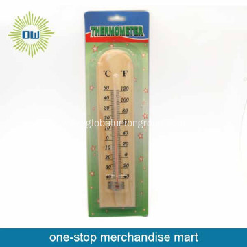 Cheapest wooden thermometer indoor and outdoor